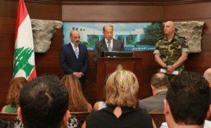 Президент Лівану виступив із заявою про перемогу над ІДІЛ