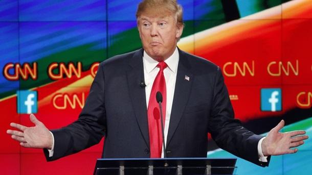 Біографія 45 президента США Дональда Трампа