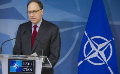 Колишній заступник генсека НАТО заявив, що дипломатія в українському питані стане дієвішою, якщо США надасть зброю