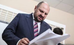 Апеляційний суд не змінив запобіжний захід Розенблату