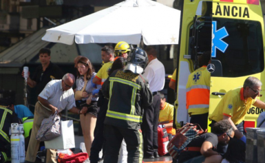Терористична група, яка скоїла теракт в Барселоні складалась із 12 осіб