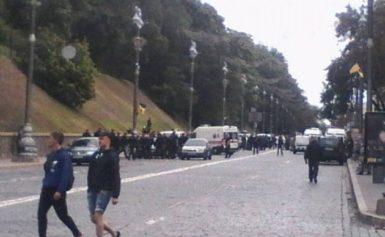 Вибух біля Кабміну: в ГПУ заявили, що нападники цілились у автівки з військовими