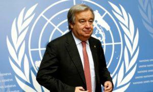 Генеральний секретар ООН Антоніу Гутерріш про ситцацію із КНДР