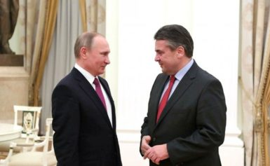 Голова німецького МЗС заявив, що їхня країна не хоче втрачати усі економічні відносини з Росією