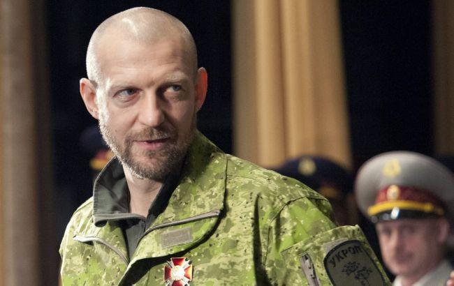 Тетерук в прямому ефірі вимагав росзідувати дії генерала Литвина під час Іловайського котла