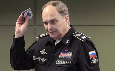 Новий російський посол у США публічно виправдовувся за підтримку російської агресії проти України