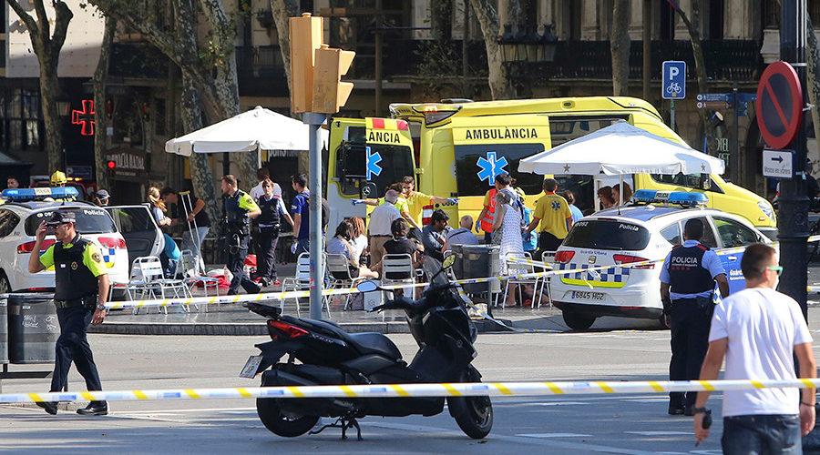 Теракт в Марселі. Авто в'їхало в зупинку