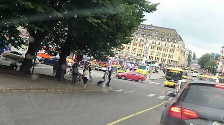 В результаті терористичної атаки у фінському Турку загинули двоє осіб, вісім – поранені