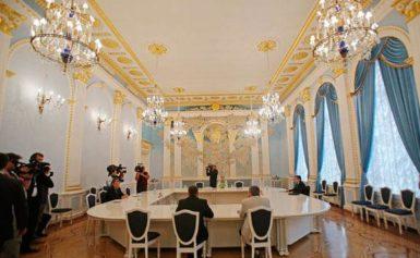 У Мінську розпочалось чергове засіднная контактної групи щодо Донбасу