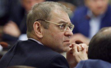 Пашинський у прямому ефірі звинуватив міністра фінансів Данилюка у роботі на Російську Федерацію
