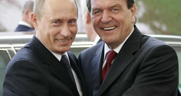 """Колишній канцлер ФРН та друг Путіна – Шредер, може очолити раду директорів """"Роснефти"""""""