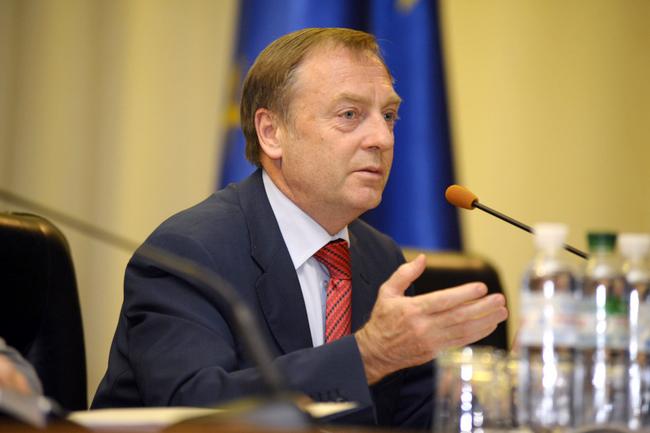 Справа про захоплення держвлади Януковичем: Лавриновича допитали як підозрюваного