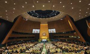 Українська делегація передала голові Радбезу ООН позицію Києва щодо миротворців ООН в ОРДЛО