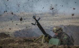 Втрати в АТО: бойовики потужно накрили позиції ВСУ біля Новоолександрівки, один воїн України загинув