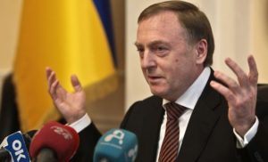 """ГПУ заявила, що Лавринович є підозрюванним у справі про """"переворот"""" з 1 вересня"""