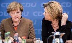 Один з лідерів партії Меркель звинуватила Росію в хакерській атаці перед виборами