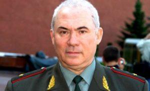 Молдовський уряд депортував з країни делегацію на чолі з російським генералом
