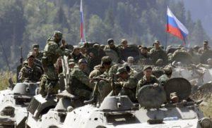 Російська армія почала масові навчання в окупованому Криму