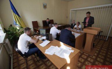 """""""Розстріл Майдану"""": Суд укотре не зміг провести підготовче засідання у справі екс-""""беркутівця"""" Логвиненка"""