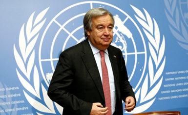 Генсек ООН заявив, про найвищий рівень ядерної загрози