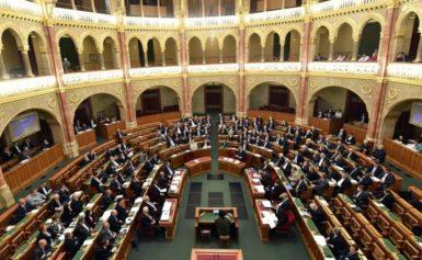 В Угорському парламенті засудили український закон про освіту