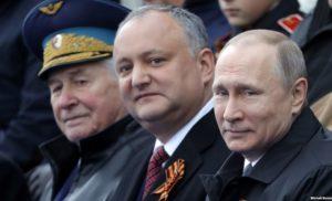 Президент Молдови заборонив своїм військовим брати участь у навчаннях в Україні Rapid Trident-2017