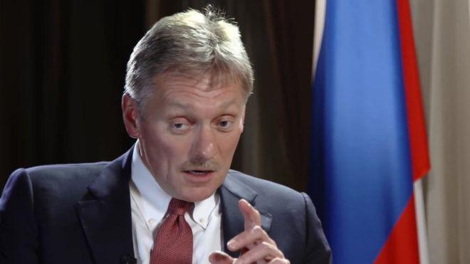 В Кремлі офіційно відреагували на проект Порошенка щодо миротворців на Донбасі