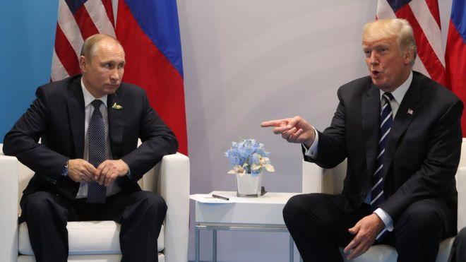 Трамп прийняв рішення закрити генконсульство РФ у США