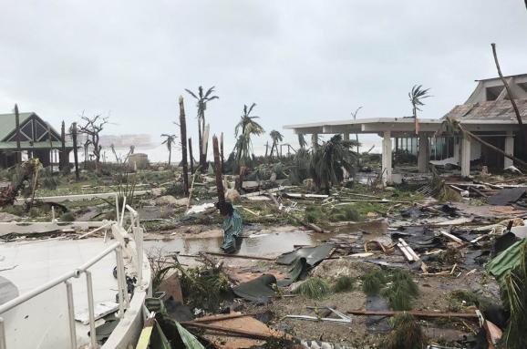 Американські науковці стривожені, ураган «Ірма» загрожує ряду атомних станцій США