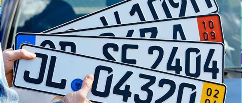 Авто на євро номерах планують заборонити в'їзд в Україну – предстаник президента у ВР