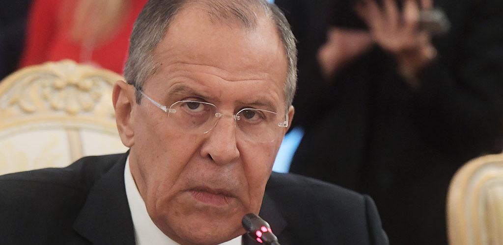 Глава МЗС Росії Сергій Лавров пообіцяв відповідь на закриття генконсульства РФ у США