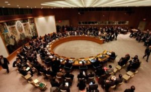 Резолюція агресорів РФ, щодо миротворців на Донбасі не знайшла підтримки в Радбезі ООН – Єльченко