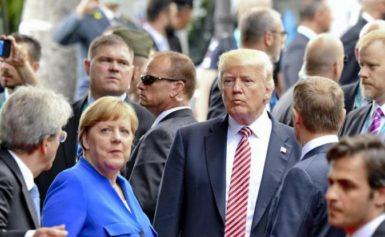 Меркель загрожує Росії новими санкіями від лідерів світу країн G7
