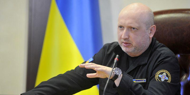 Голова РНБО України Турчинов розповів, що Росія готова до повтомасштабної війни проти заходу