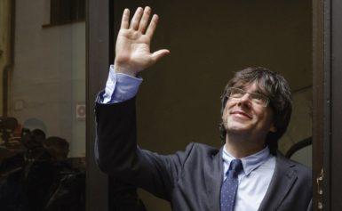 В уряді Каталонії зізнались, що самі не знають де їх президент втікач Пучдемон
