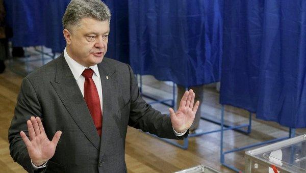 Опитування показало, що нині Порошенка підтримало б усього 14% українців