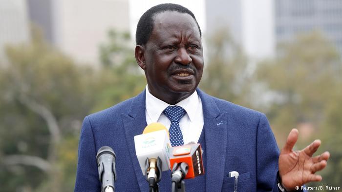 Лідер кенійської опозиції відмовився від участі у виборах