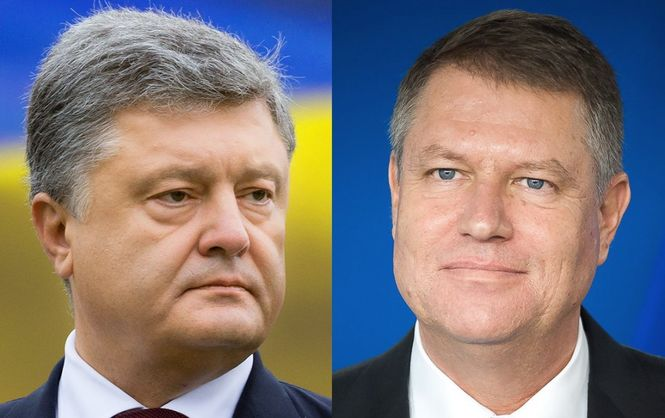 Президент України Порошенко звернувся до румунського колеги через закон про освіту