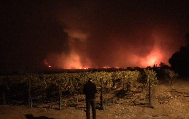 Жахлива негода у Північній Каліфорнії знищила уже близько 2000 будинків, 13 осіб загинули (ФОТО)