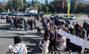 В Одессі натовп вимагав перевиборів міського голови