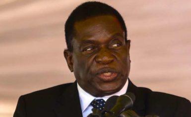 Еммерсон Мнангагва тимчасово очолить Зімбабве після відставки Мугабе