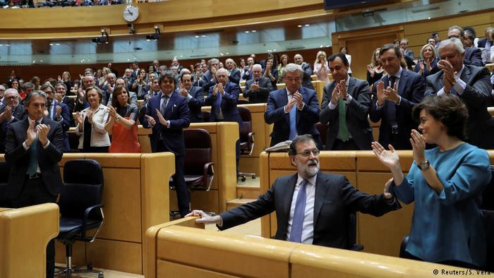 Одразу 8 екс керівників Каталонії затримано рішенням іспанського суду