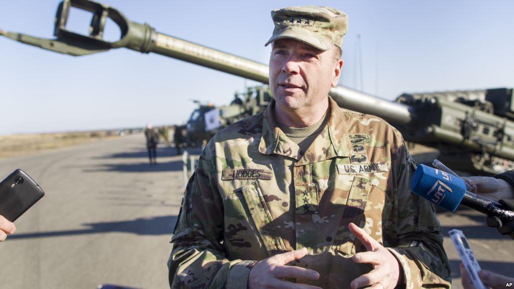 """Колишній керівник армії США в Європі заявив, що Росія шукатиме місцезнаходження """"Джавелінів"""" в Україні"""