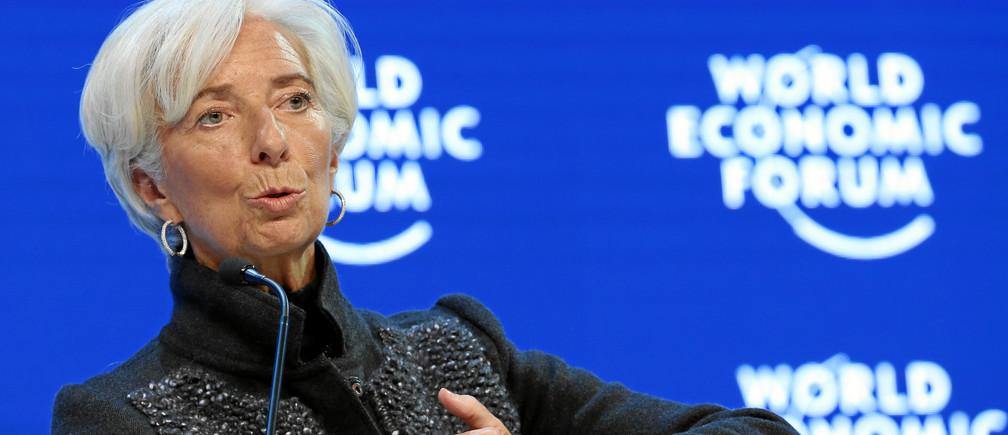 Голова МВФ заявила, що чекають від України призначення голови НБУ