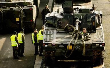"""Країни НАТО домовилися створити """"військовий Шенген"""""""