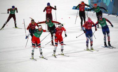 Жіноча збірна США виграла командний спринт в лижних гонках Олімпіади