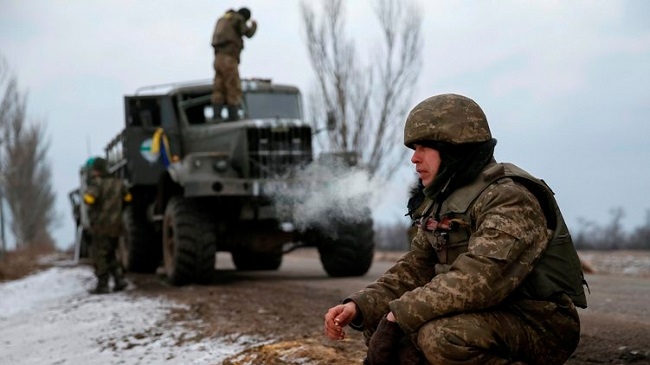 Терористи застосували важкі міномети та гранатомети біля Водяного, є загиблий та поранені – штаб