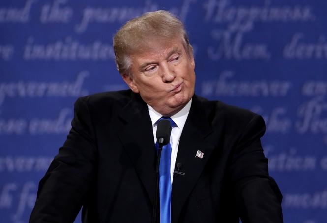 NYT: Трамп зайняв останнє місце у рейтингу президентів США