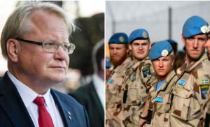 Швеція готова відправити своїх військовослужбовців в ОРДЛО