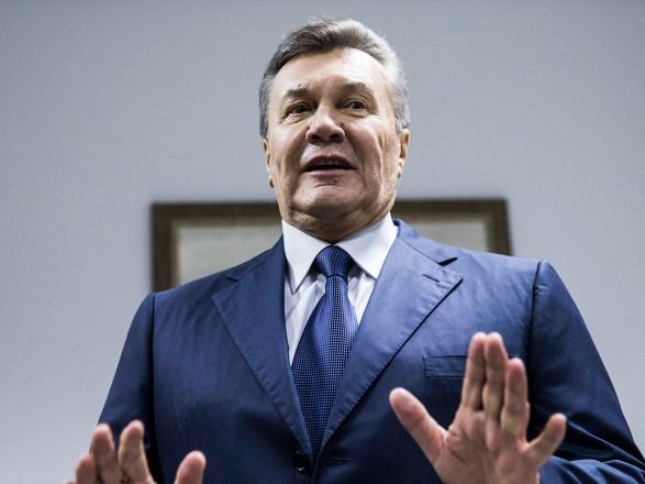 Суд продовжить розгляд справи про держзраду Януковича 28 лютого